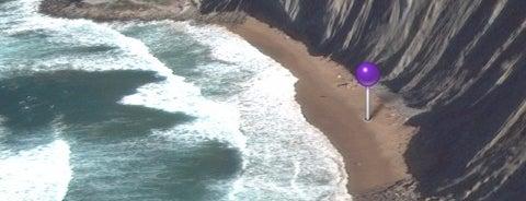 Playa de Barrika-ko Hondartza is one of let's get Bilbao's badge (Spain) #4sqCities.