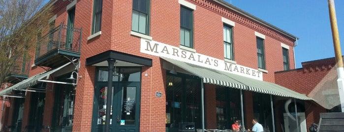 Marsala's Market is one of 20 favorite restaurants.