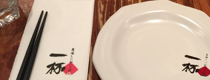 Teppan-Yakitori 一杯 is one of Japan Style日式.