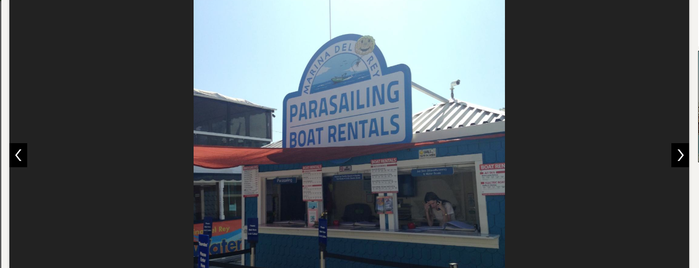 Marina del Rey Boat Rentals is one of On The Water.