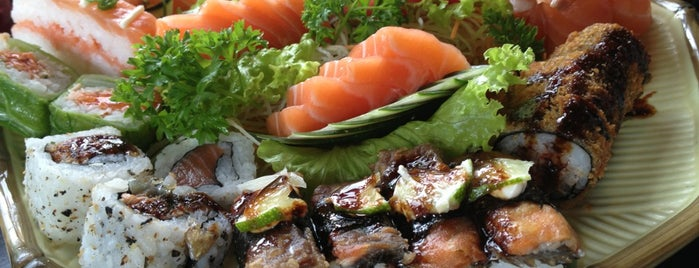 Okazaki Sushi is one of Guide to Santo André's best spots.
