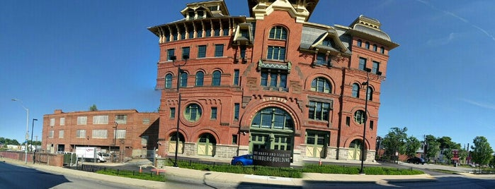 American Brewery Building is one of 50 Years of Baltimore Preservation Award Winners.