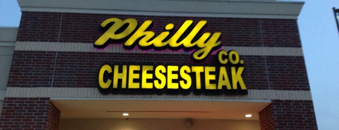 Philly Cheesesteak Co. is one of Yum.