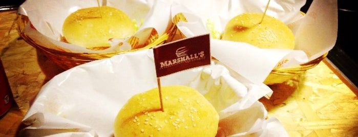 Marshall's Burger is one of Burgers @ Penang.