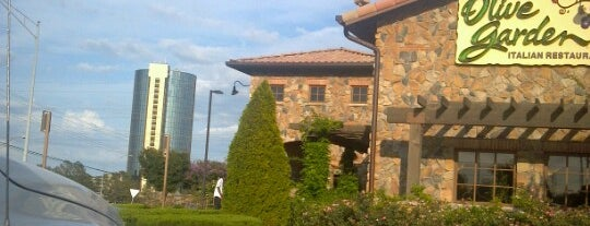 Italian restaurants for Olive garden winston salem nc