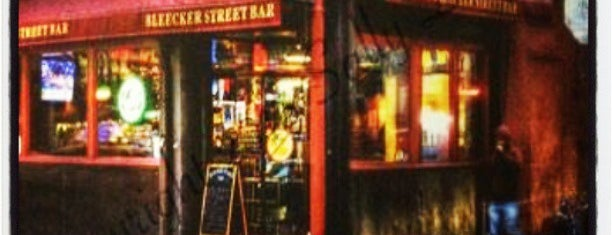 Bleecker Street Bar is one of NYC_trip.