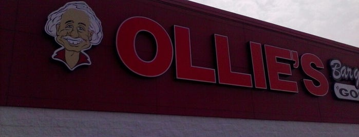 Ollie's Bargain Outlet is one of Favorites.