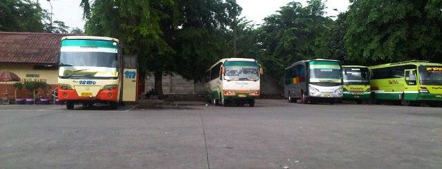 Terminal Kampung Rambutan is one of Red Rebellion.