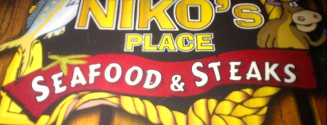 Niko's Place is one of Restaurants.