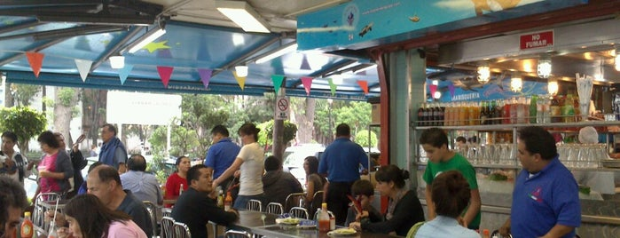 El Jardin Del Pulpo is one of 20 favorite restaurants.