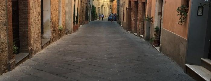 Enoteca La Fortezza Di Montalcino is one of Italy - Summer 2012.