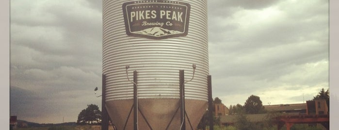 Pikes Peak Brewing Company is one of My Visited Breweries.