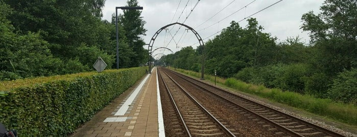 Station Hollandsche Rading is one of Travel.