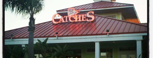 Catches is one of PHCC foods.