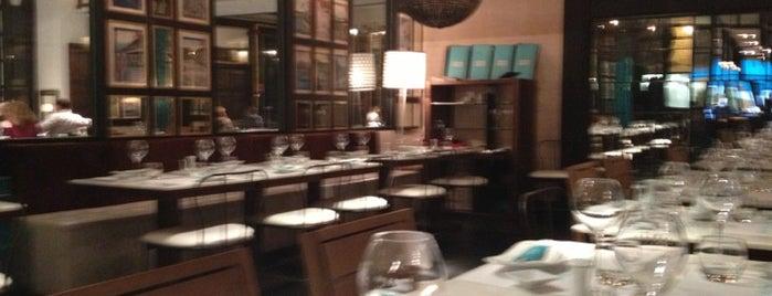 Restaurante Taverna Miu is one of Restaurantes Japoneses Barcelona.