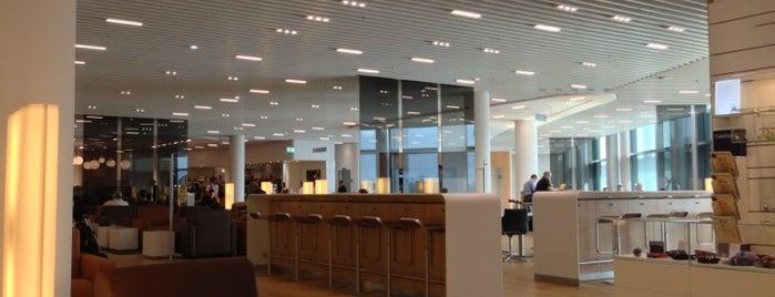 Lufthansa Senator Lounge A is one of Airports.