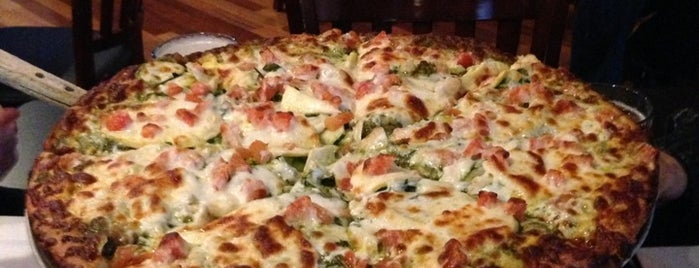 Pearl Street Pizzeria & Pub is one of Top picks for Pizza Places.