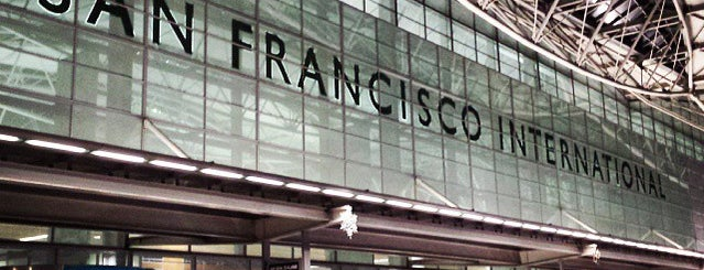 Flughafen San Francisco International (SFO) is one of Airports been to.