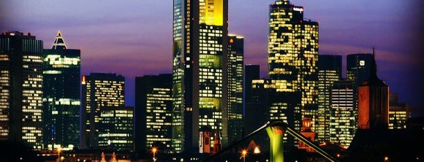 Frankfurt am Main is one of Germany.