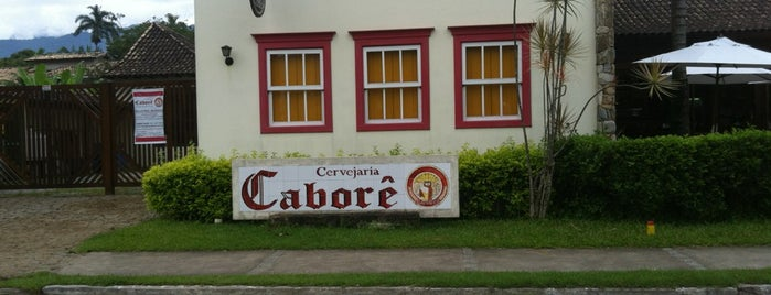 Cervejaria Caborê is one of Restaurantes.