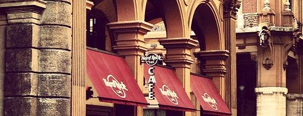 Hard Rock Cafe is one of HARD ROCK CAFE'S.