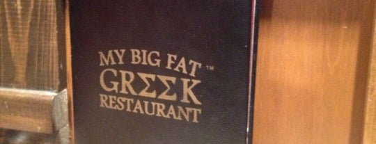 My Big Fat Greek Restaurant is one of my foodie list.