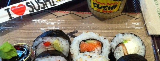 St Pierre's Sushi & Seafood is one of St Pierre's stores in Auckland.