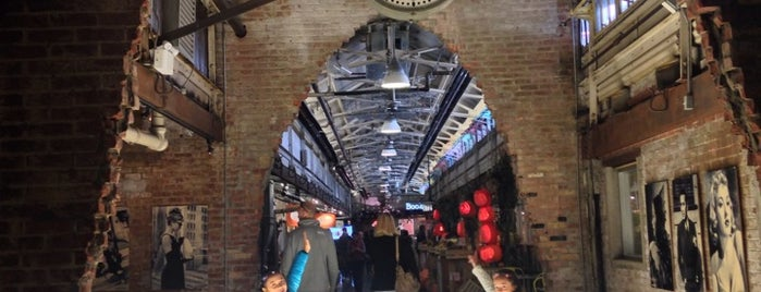 Chelsea Market is one of Architecture - Great architectural experiences NYC.