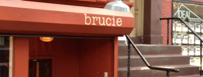 Brucie is one of PALM Beer in Brooklyn.