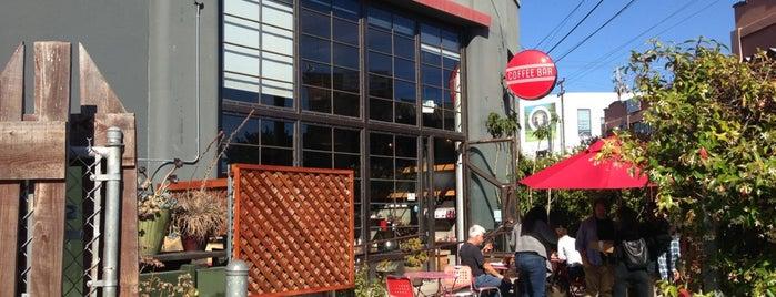 Coffee Bar is one of San Fran.