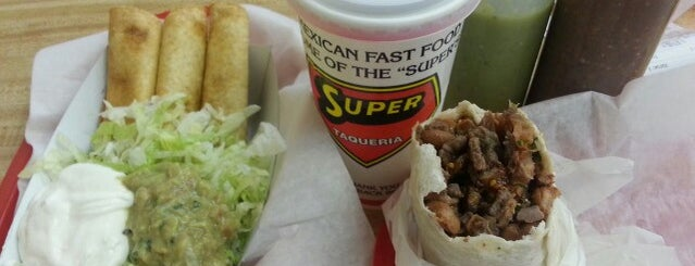 Super Taqueria - Gilroy is one of Favorites.