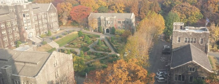 연세대학교 교육과학관 (Yonsei University, Education Sciences Hall) is one of 연세대학교, Yonsei Univ..