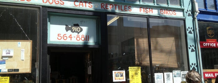 Cole Valley Pets is one of Cole Valley Environs.