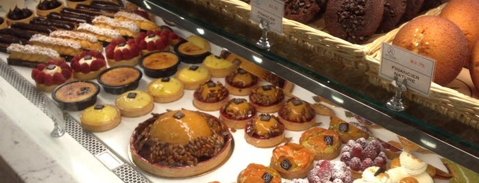 Maison Kayser Columbus Circle is one of NYC Sweets.