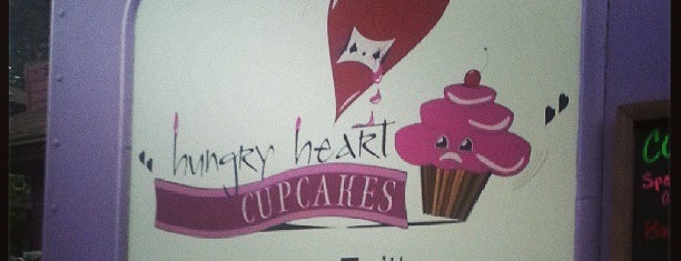 Hungry Heart Cupcakes is one of My Saved Places.