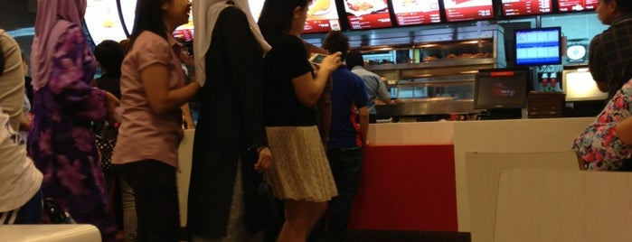 """KFC is one of Ney's """"Dine-Eat-Hangout"""" - Food & Beverages."""