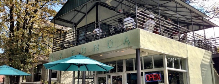 La Fonda Latina is one of Must-visit Food in Atlanta.