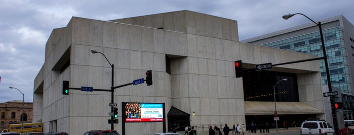 Des Moines Performing Arts Civic Center is one of Must-visit Arts & Entertainment in Des Moines.