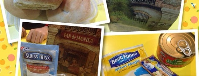 Pan de Manila is one of My fave places.
