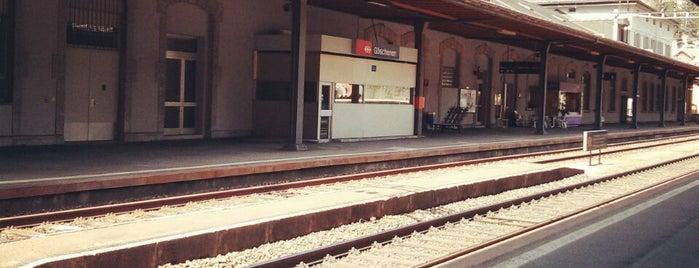 Bahnhof Göschenen is one of Bahnhöfe Top 200 Schweiz.