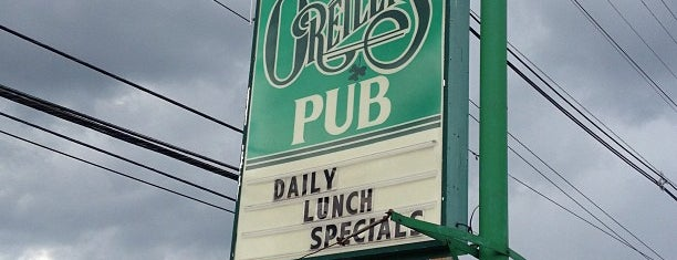 O'Reilly's Pub is one of Nonstop Bar Hop.