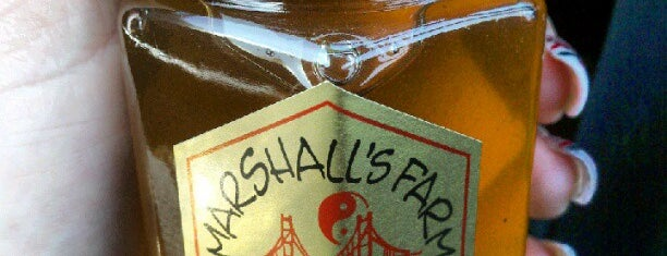 Marshall's Honey Farm is one of SF to-do.