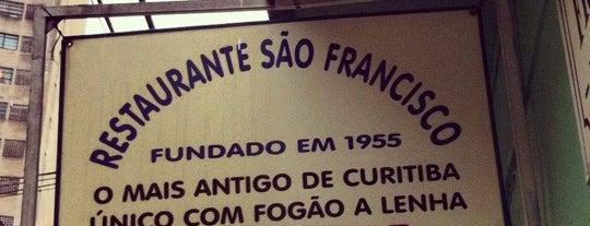 Restaurante São Francisco is one of Baixa Gastronomia Curitiba.