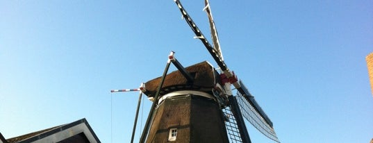 Molen De Valk is one of Dutch Mills - North 1/2.