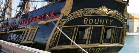 HMS Bounty is one of Events.