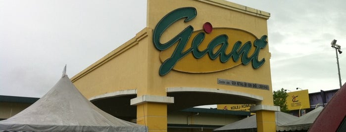 Giant is one of F&B.