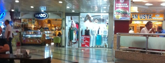 Atrium is one of Kuyumcu.