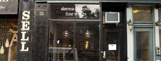 Donna Da Vine is one of To Drink in Brooklyn.