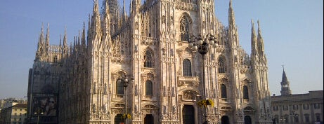 Milan Cathedral is one of Maravillas del mundo.