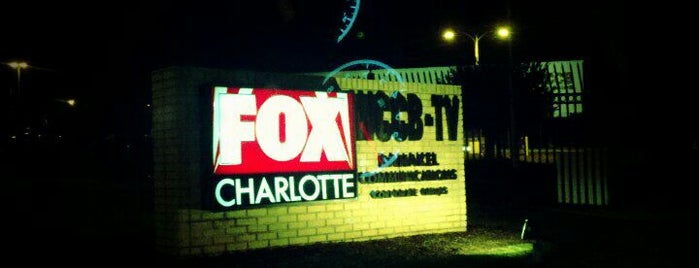 WCCB Charlotte's CW is one of My Places.